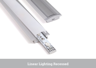 Linear Lighting Recessed