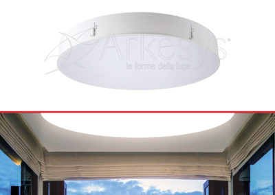 DISK 616 RECESSED